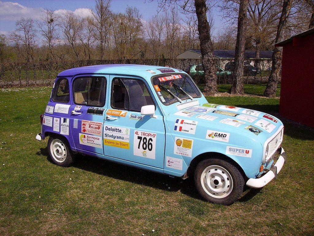 rally 4l trophy 2020