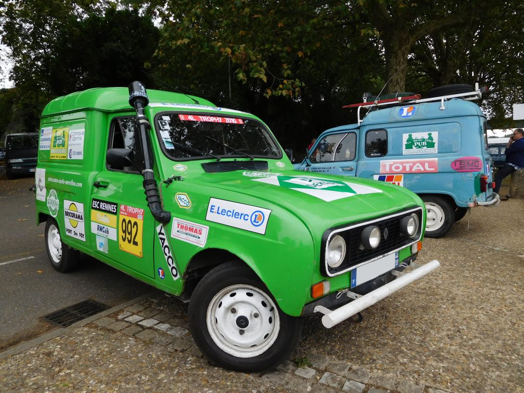 rally 4l trophy
