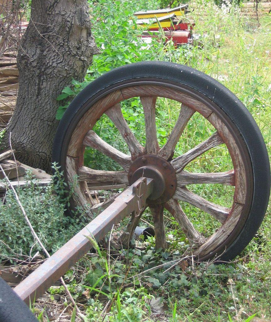sangle d'arrimage roue